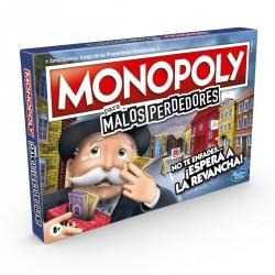 Monopoly malos perdedores hasbro (E99721050)