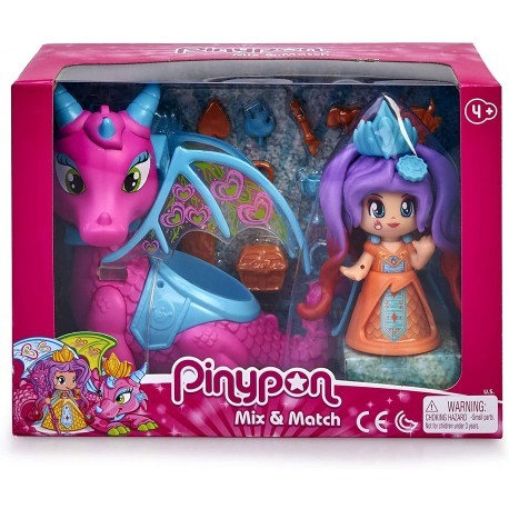 Pinypon Queens Dragón famosa (15547)
