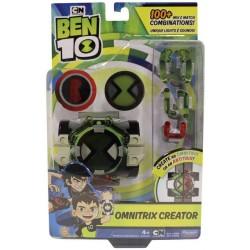 Ben 10 - Deluxe Omnitrix Creator Set famosa (BEN51111)