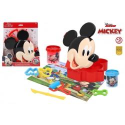 Caja plastilina Mickey colorbaby (77190)