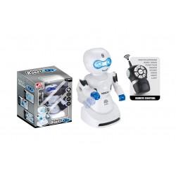 Robot RC luz y sonidos josbertoys (742)