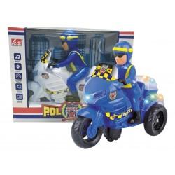 Moto policía josbertoys (340)