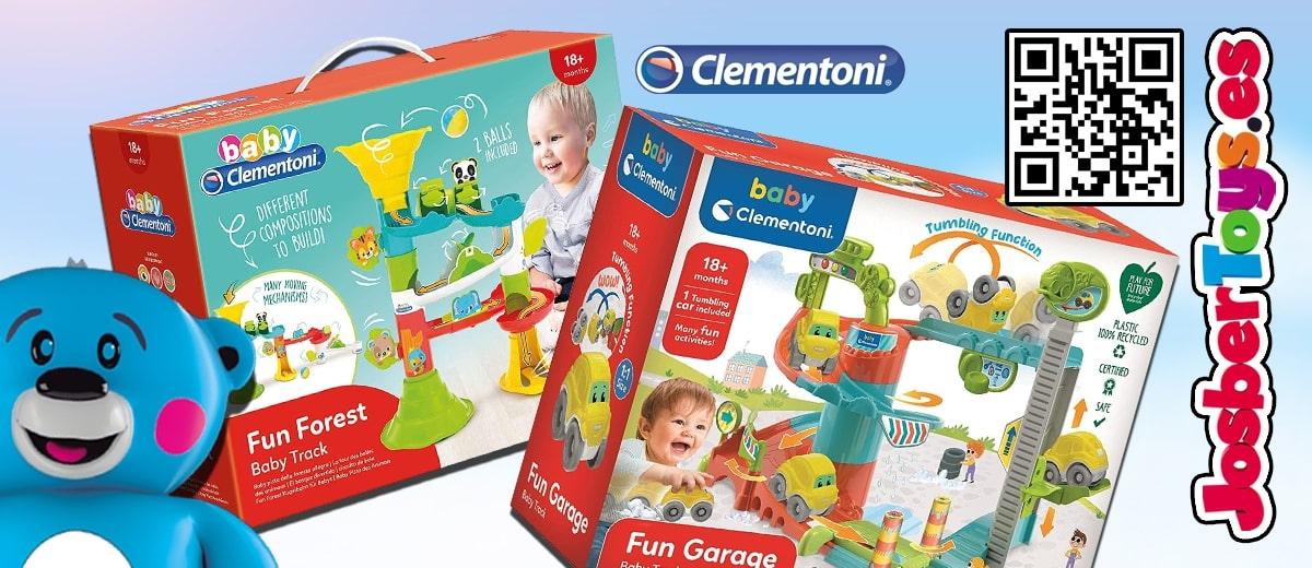 Baby Clementoni en Josbertoys