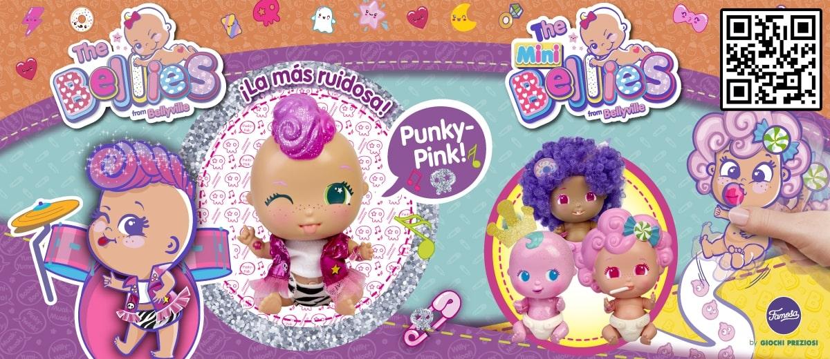Los Bellies en juguetería online Josbertoys