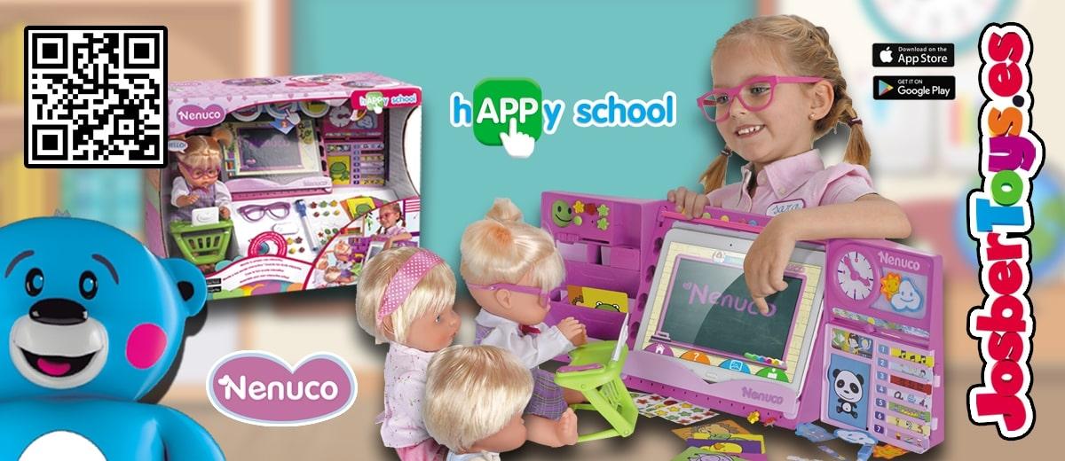 Nenuco hAPPy School en josbertoys