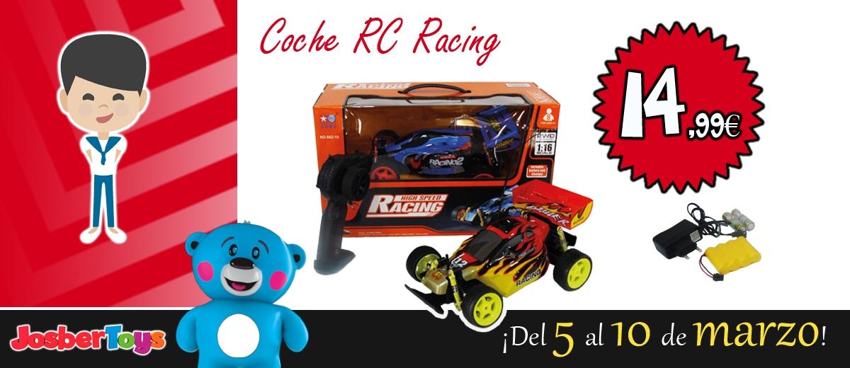 Coche RC Racing