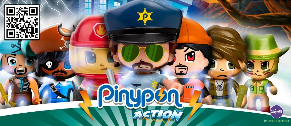 Pinypon Action en Josbertoys