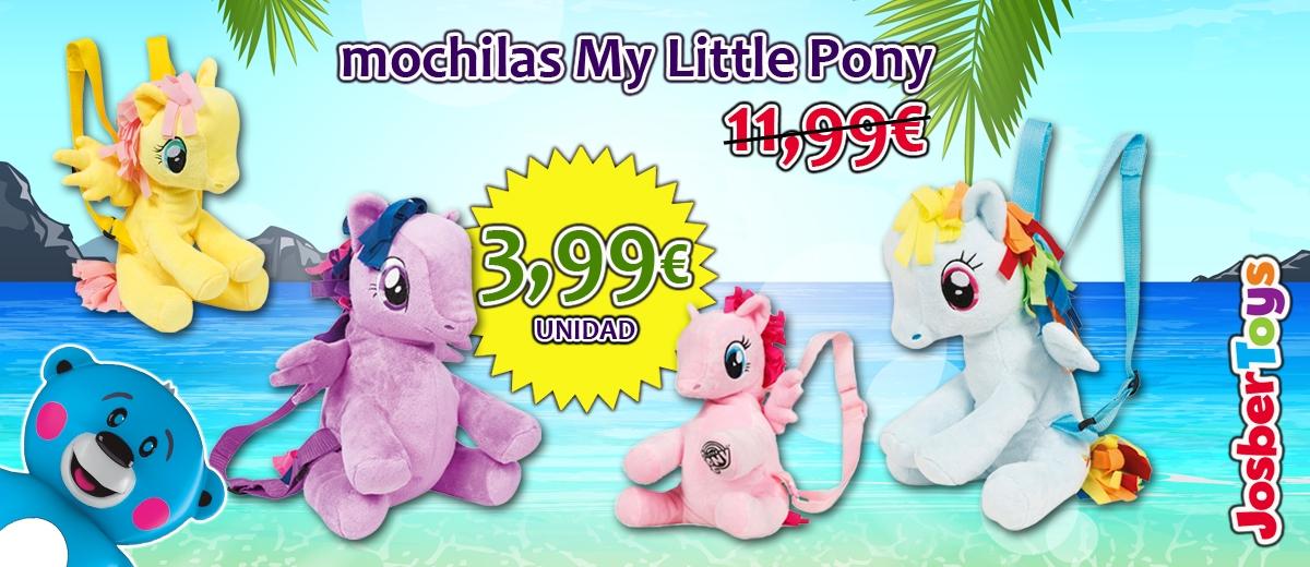 Mochilas My Little Pony